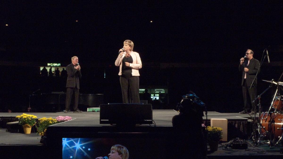 Red Deer Gospel Music Celebration main stage