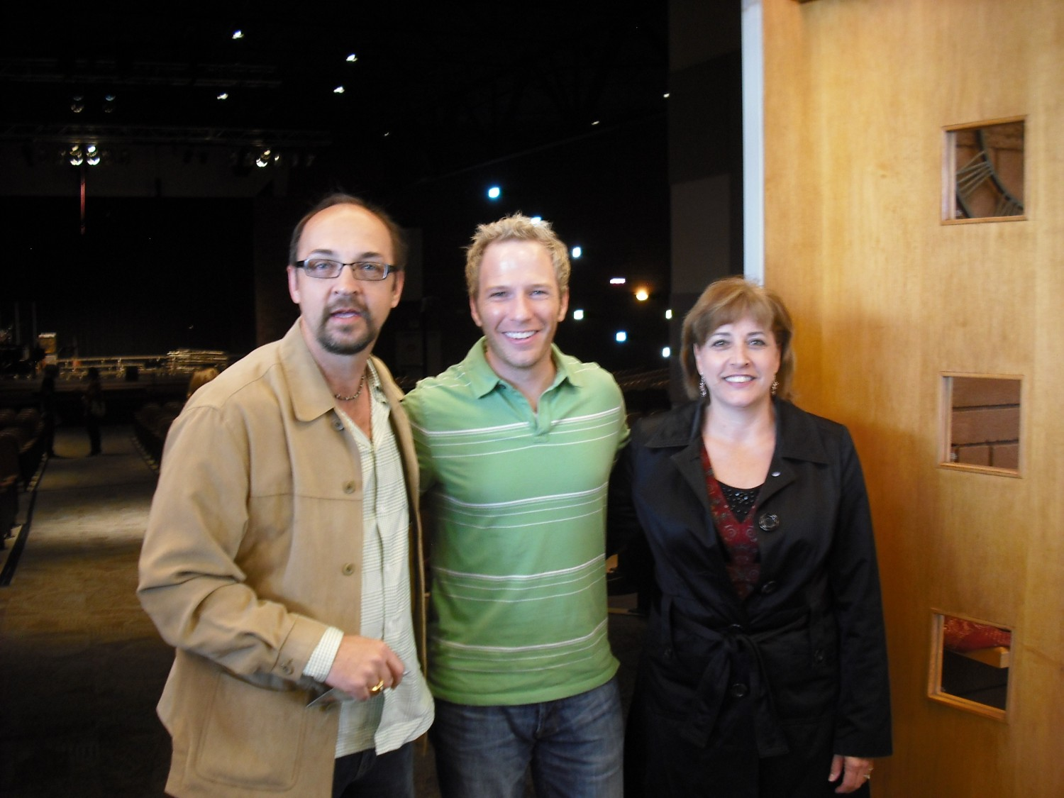 Marshall Hall (Gaither Vocal Band) in Phoenix
