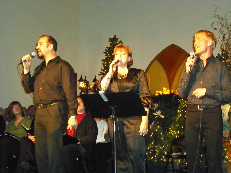 Christmas at Wetaskiwin Mission Church