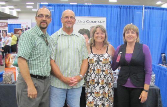 Dale's cousin Ken & Marlyne Wittke in Red Deer