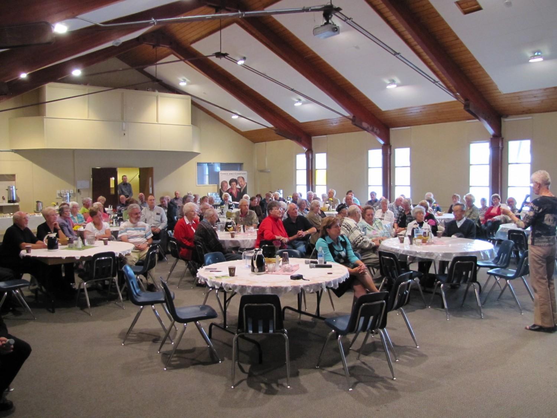 Vernon Alliance luncheon concert