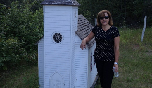 Bigger churches in Saskatchewan?